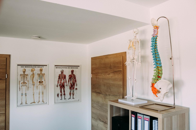 Physiotherapie Beispiel